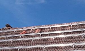 Es wird ernst mit der Photovoltaikanlage, endlich!!