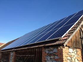 Eigene Solaranlage Dachgold